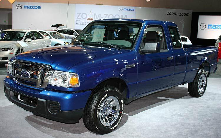 ford ranger 2008 тюнинг