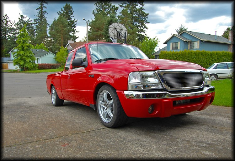 Ranger Ford Tuning Suv