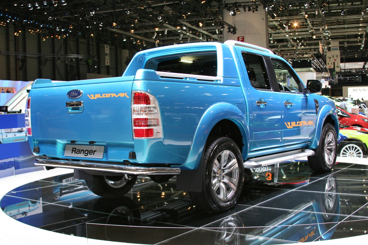 most viewed ford ranger tuning suv tuning. Black Bedroom Furniture Sets. Home Design Ideas