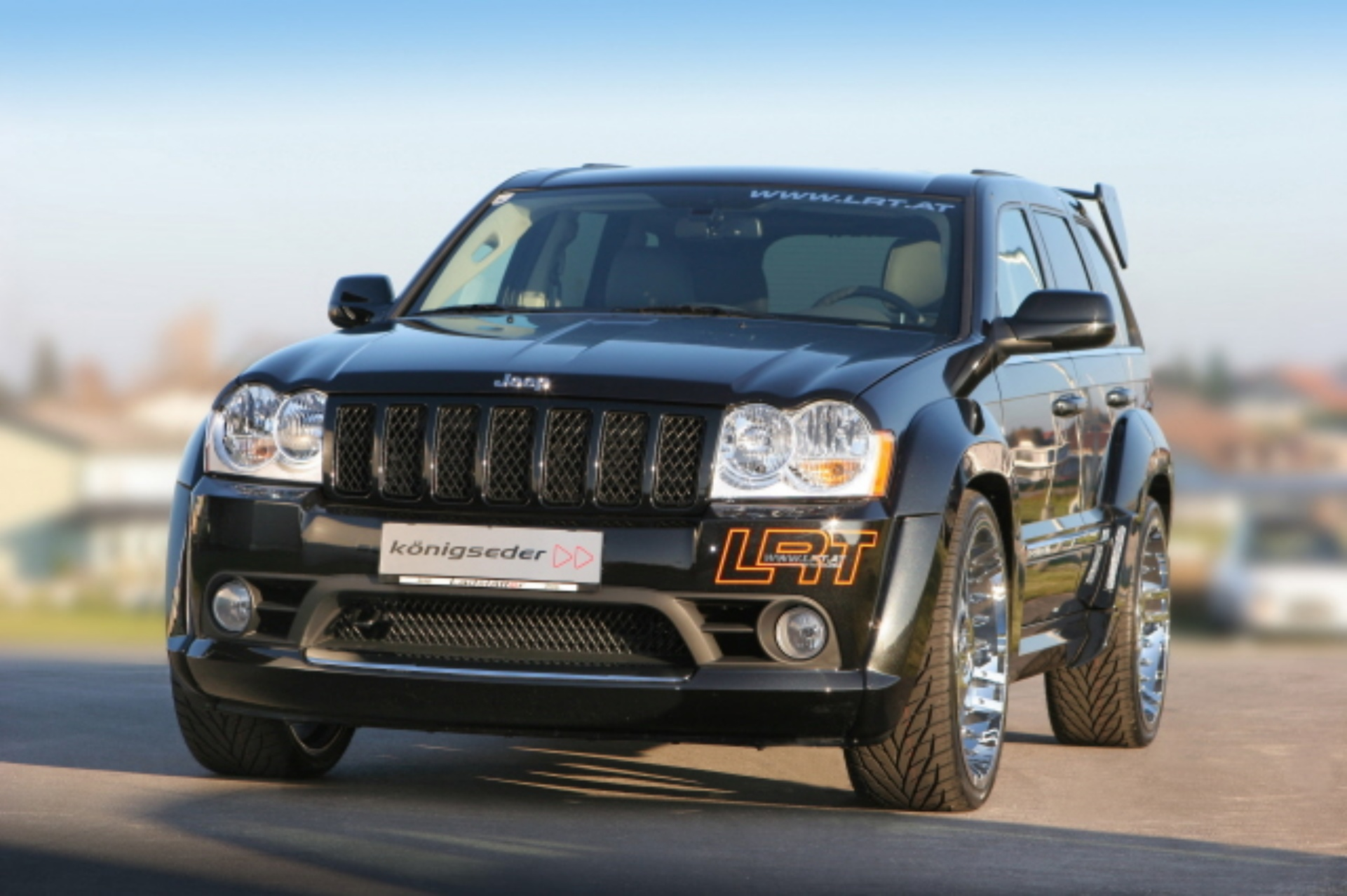 Lifted Jeep Srt8 >> GRAND CHEROKEE - Grand Cherokee tuning - SUV Tuning
