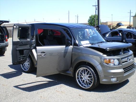 Custom Honda Element