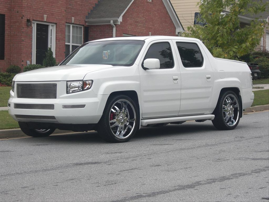 Image Result For Modified Honda Ridgeline Pictures