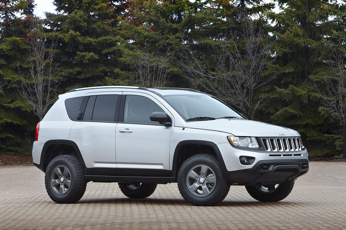 2017 Jeep Cherokee Lifted >> COMPASS - Jeep Compass tuning - SUV Tuning