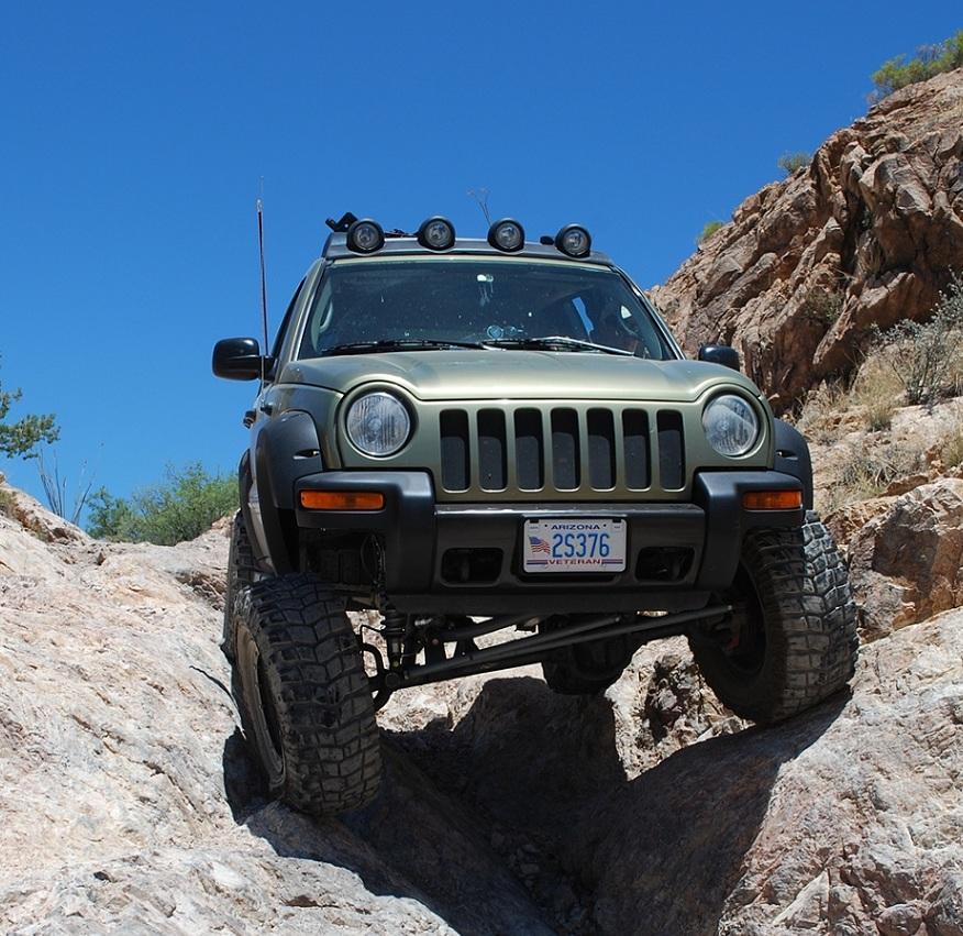 Jeep Liberty Tuning