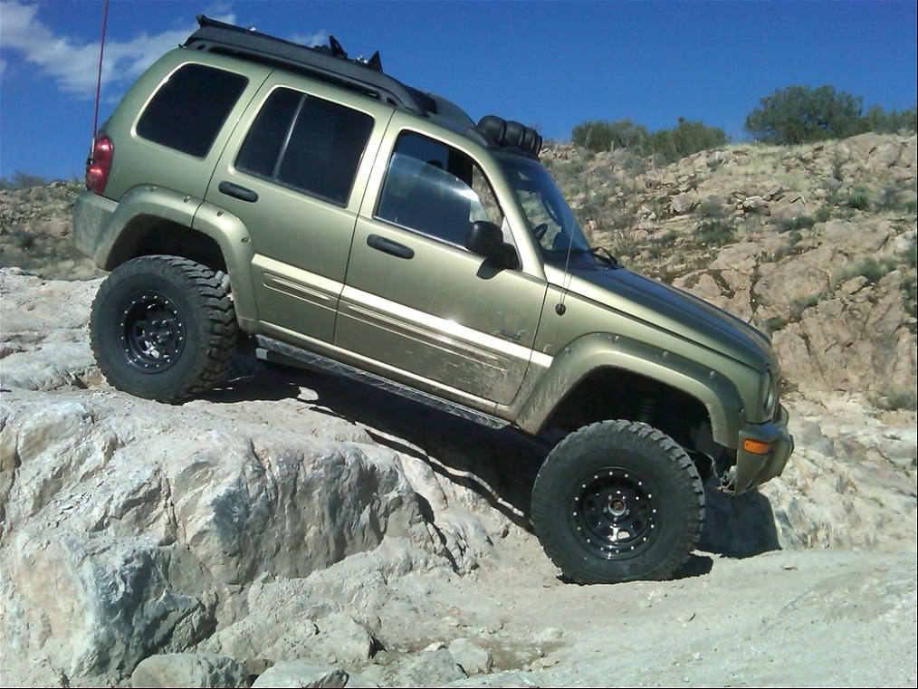 Lifted Jeep Renegade >> LIBERTY - Jeep Liberty tuning - SUV Tuning