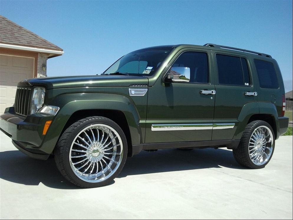 LIBERTY - Jeep Liberty tuning - SUV Tuning