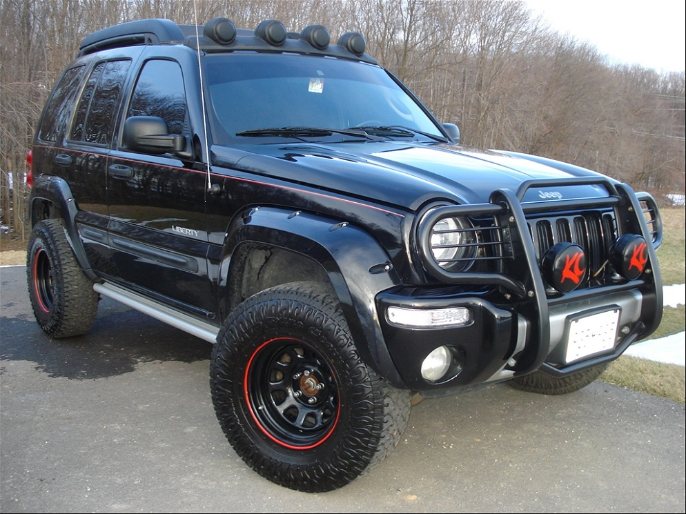 Custom aftermarket and performance accessories for the html autos weblog for 2004 jeep liberty interior accessories