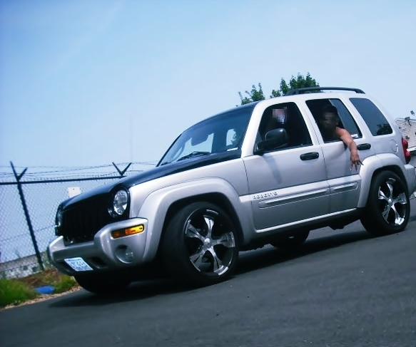 Liberty Jeeps: Jeep Liberty Tuning