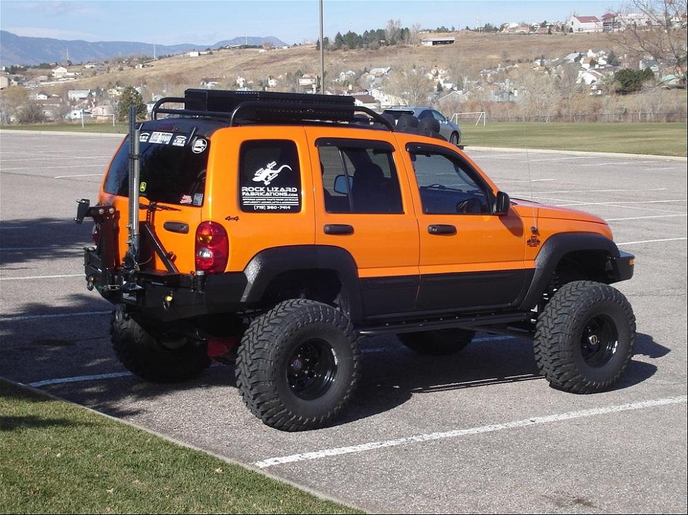 1000  Images About Jeep Liberty Kj Kk On Pinterest