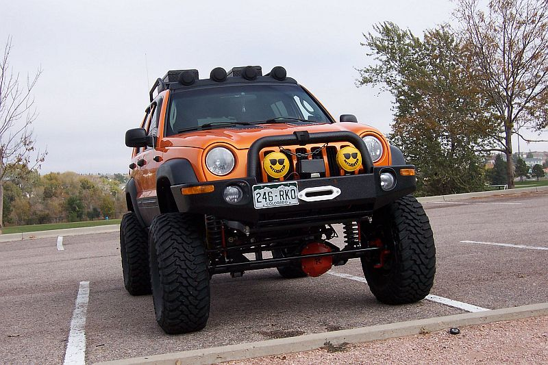 Slideshow Jeep Liberty Tuning