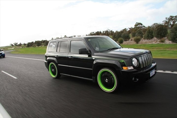 PATRIOT - Jeep Patriot custom - SUV Tuning