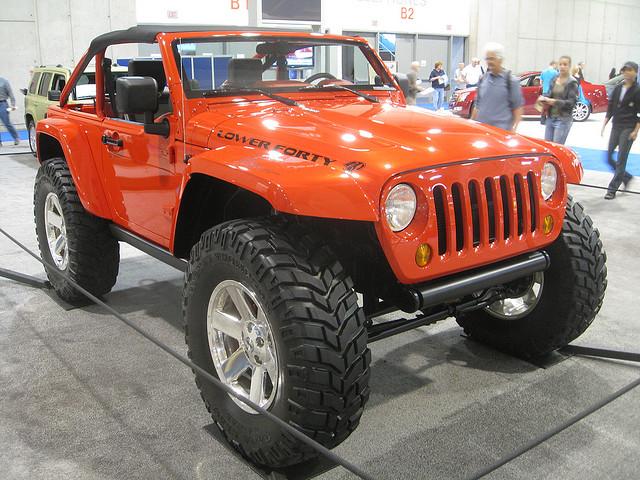WRANGLER - Jeep Wrangler tuning - SUV Tuning