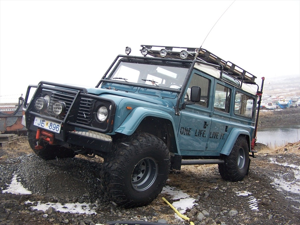Customized Land Rover Defender Custom Build Your Dream The