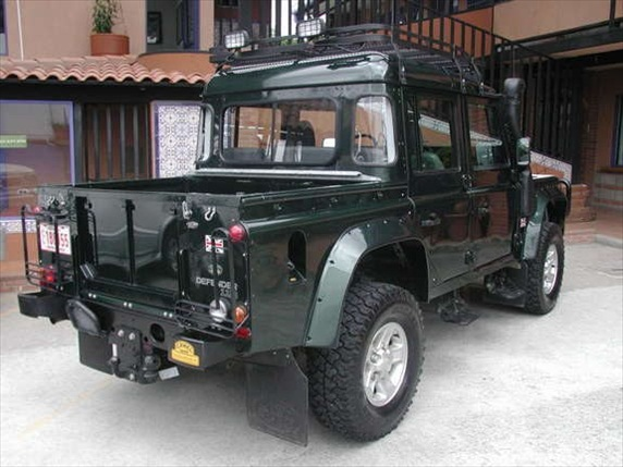 most viewed land rover defender tuning suv tuning. Black Bedroom Furniture Sets. Home Design Ideas