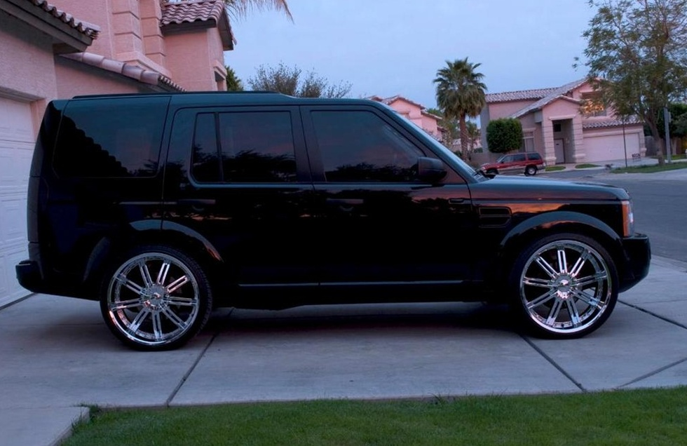 Discovery Land Rover Discovery Tuning Suv Tuning