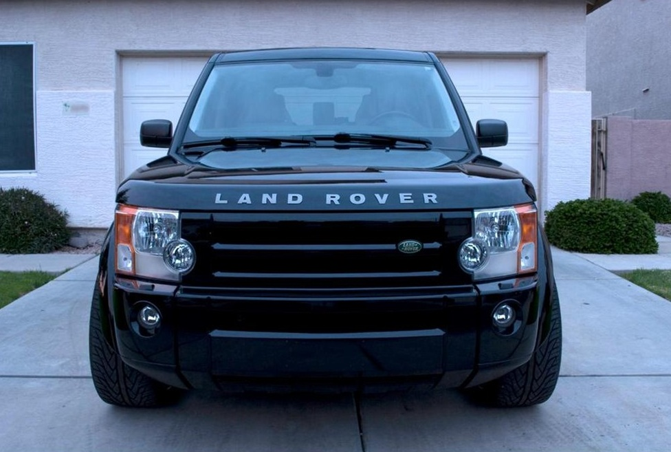 discovery land rover discovery tuning suv tuning. Black Bedroom Furniture Sets. Home Design Ideas