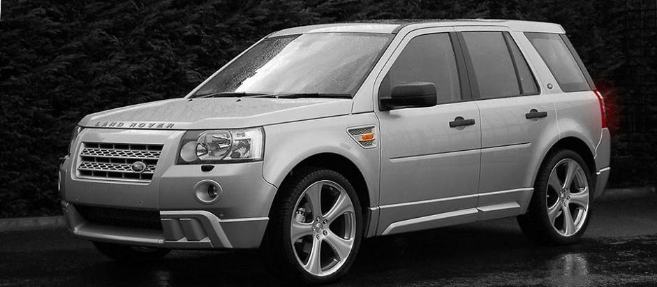 Dimensions Freelander 2 >> FREELANDER - Land Rover Freelander tuning - SUV Tuning
