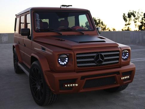 G class mercedes g class tuning suv tuning for Mercedes benz g class custom