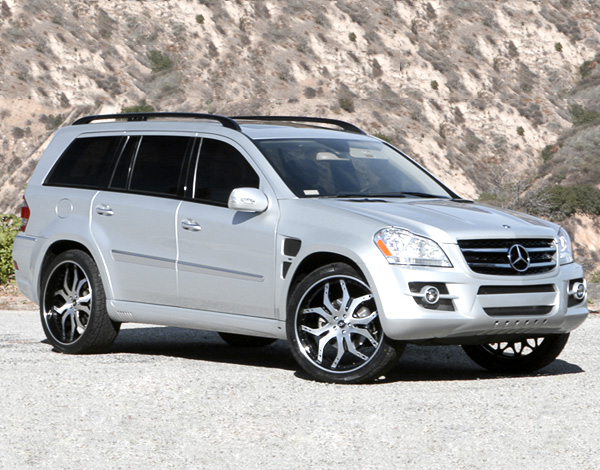 gl mercedes gl tuning suv tuning. Black Bedroom Furniture Sets. Home Design Ideas
