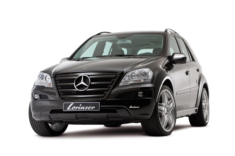Ml Mercedes Ml Tuning Suv Tuning