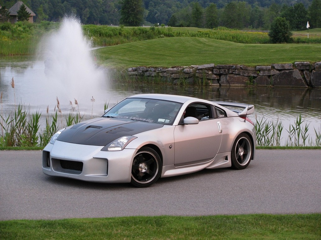 350z Nissan 350z Tuning Suv Tuning