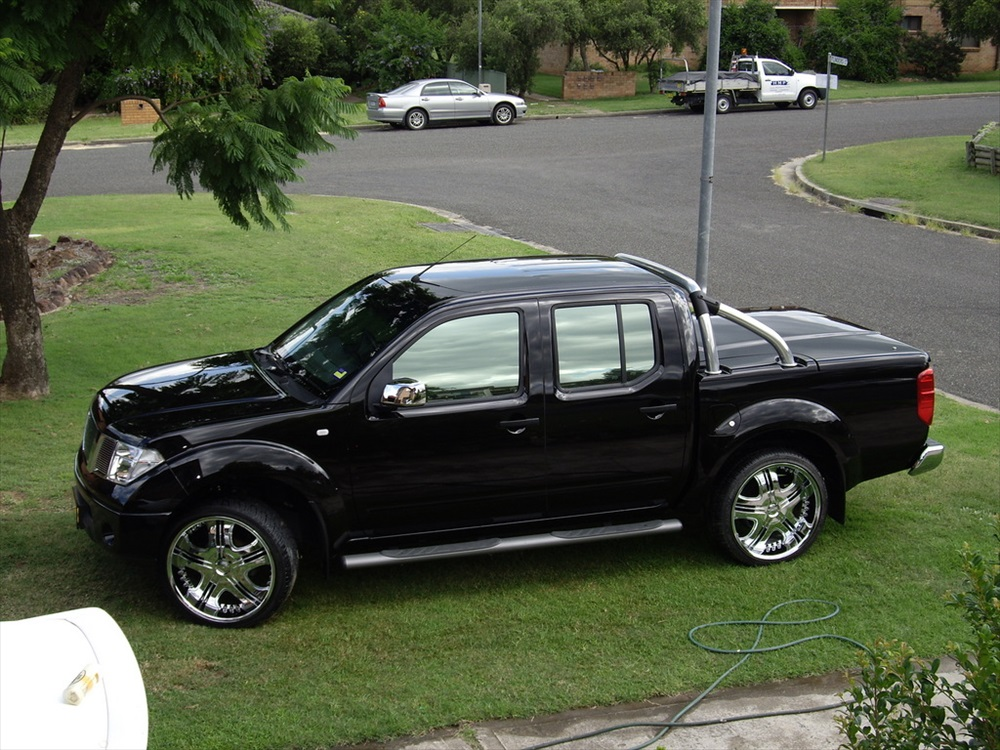 Frontier Nissan Frontier Tuning Suv Tuning