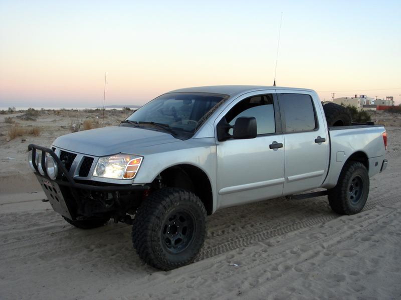 Lifted Nissan Titan >> NAVARA - Nissan Navara tuning - SUV Tuning