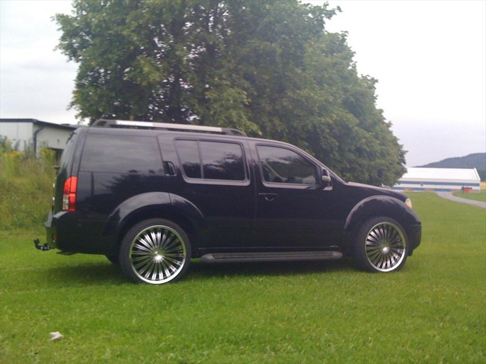 Pathfinder Nissan Pathfinder Tuning Suv Tuning