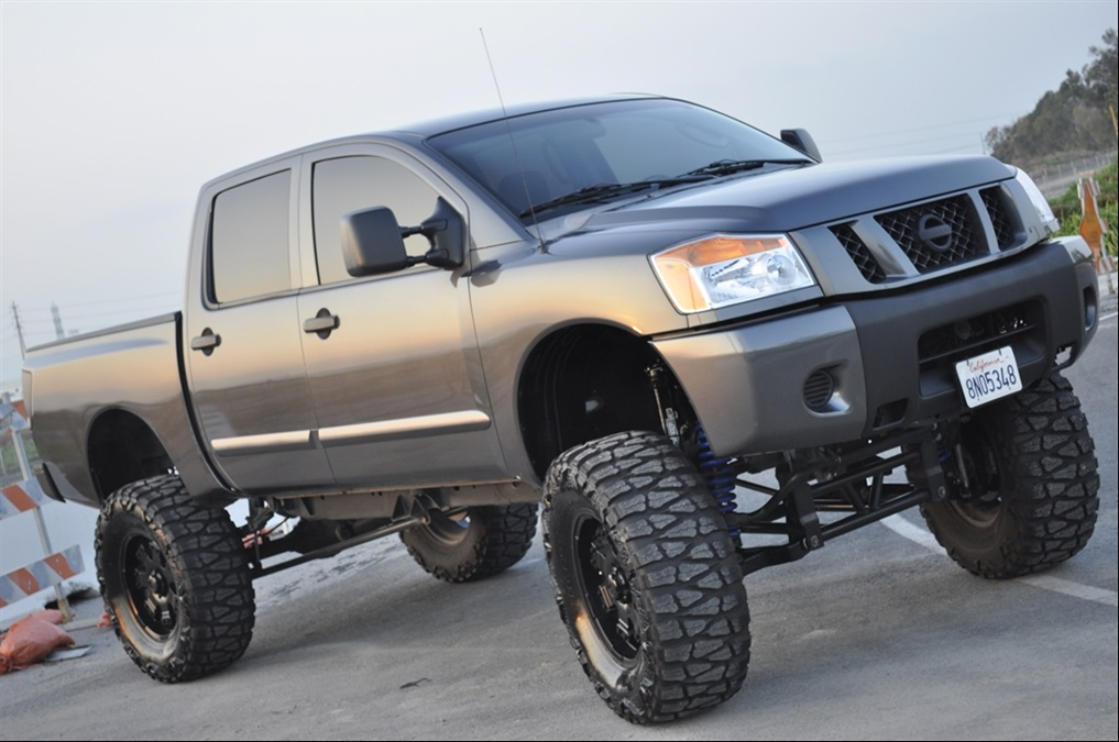 Nissan Titan Lifted Related Images Start 0 Weili