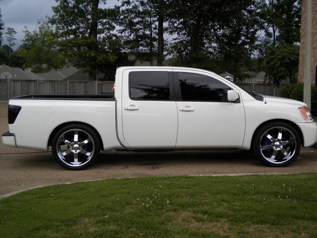 Titan Nissan Titan Custom Suv Tuning