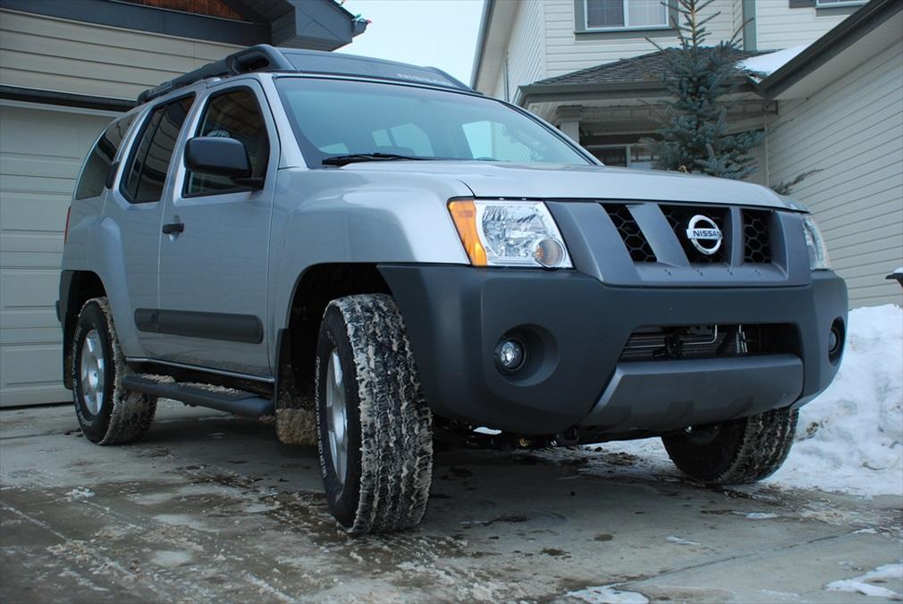 Nissan Xterra Custom