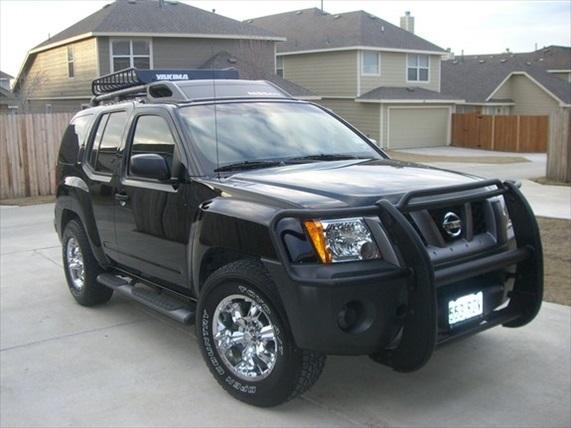 Xterra Nissan Xterra Custom Suv Tuning