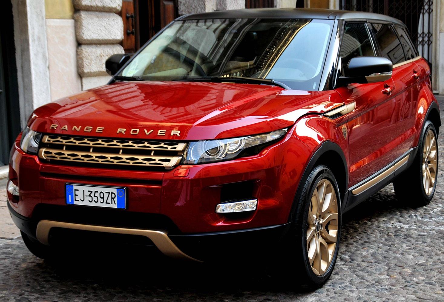 Range Rover Sport Dimensions >> EVOQUE - Range Rover Evoque tuning - SUV Tuning