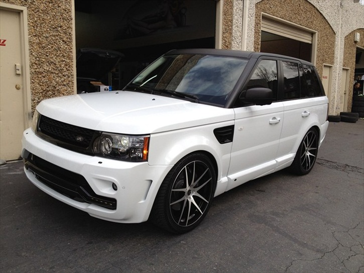 Range Rover Lifted >> RANGE ROVER - Range Rover custom - SUV Tuning