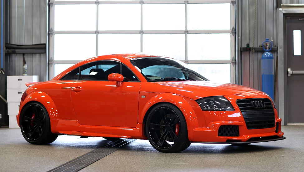 Audi tt custom tt 8n custom suv tuning for Audi tt 8n interieur tuning