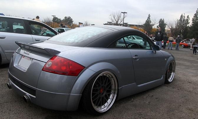 Audi tt 2008 convertible top