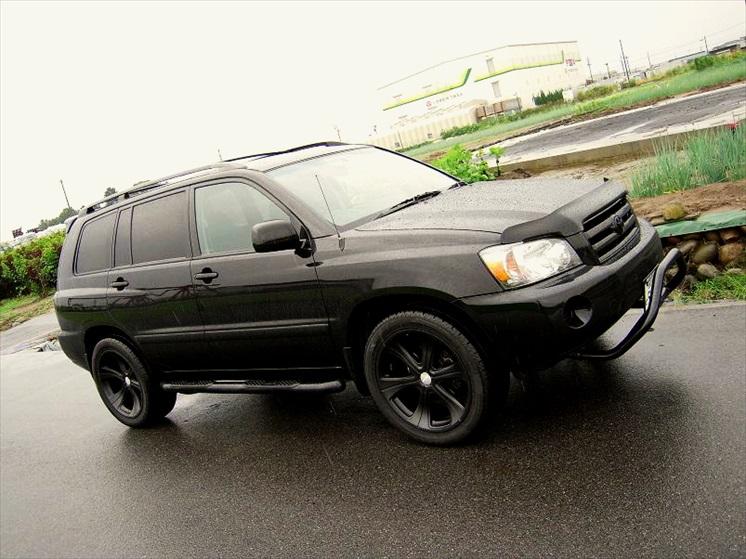 Toyota Highlander Modified >> HIGHLANDER - Toyota Highlander tuning - SUV Tuning