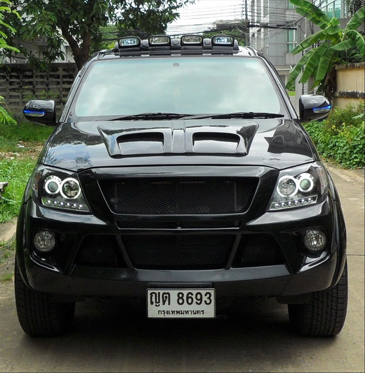 HILUX - Toyota Hilux tuning - SUV Tuning