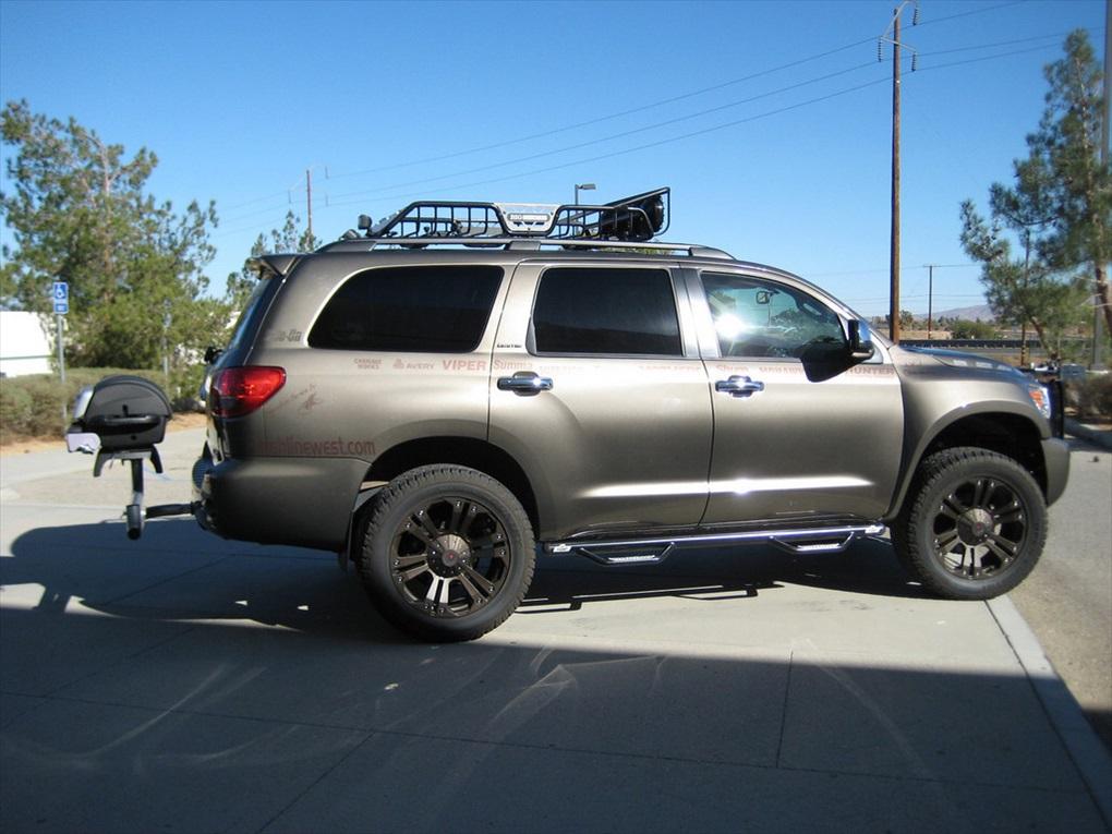 Toyota sequoia tuning - Автомастерская онлайн