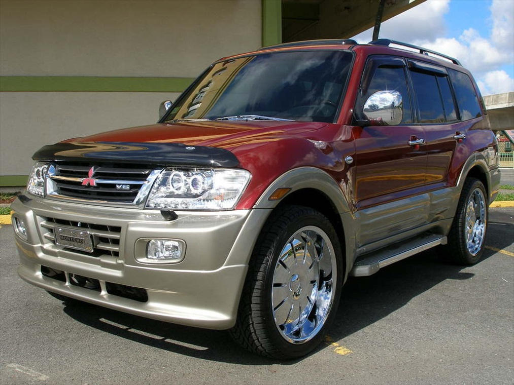 2002 Mitsubishi Montero Sport Mpg | Autos Post