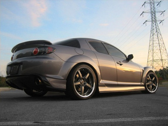 Slideshow Custom Mazda Rx8