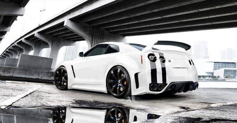 Nissan Gtr Custom >> Gt R Custom Nissan Gtr Suv Tuning