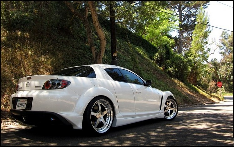 rx 8 mazda rx 8 tuning suv tuning. Black Bedroom Furniture Sets. Home Design Ideas
