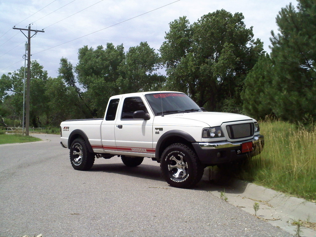 ranger ford ranger custom suv tuning. Black Bedroom Furniture Sets. Home Design Ideas