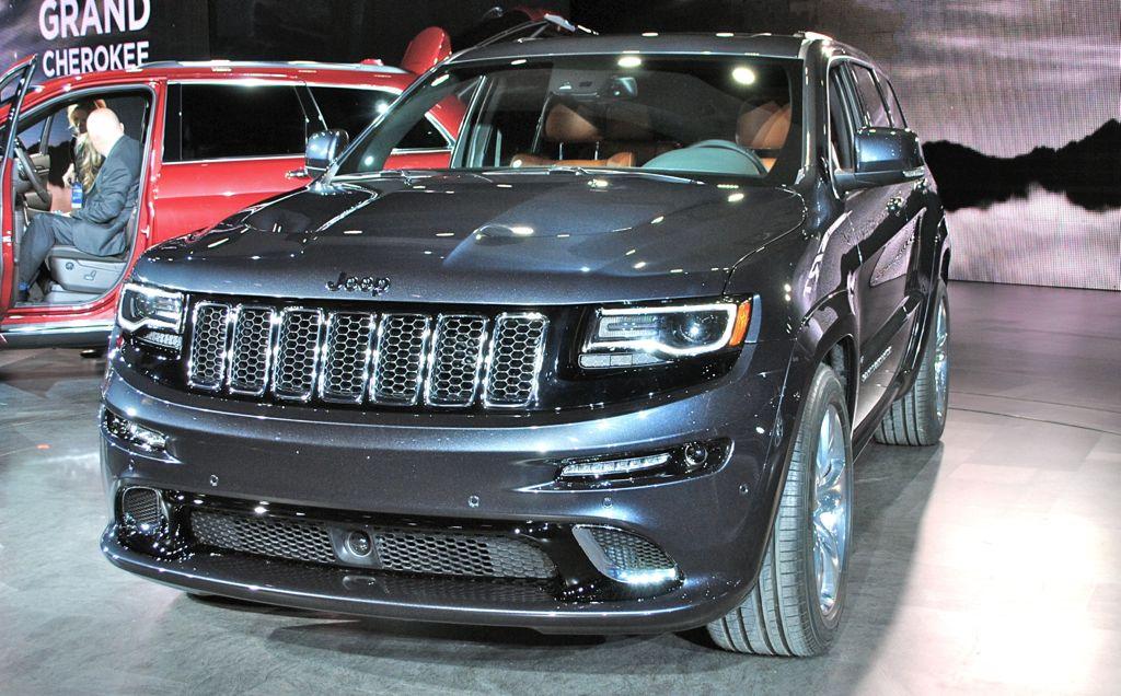 GRAND CHEROKEE - Grand Cherokee tuning - SUV Tuning