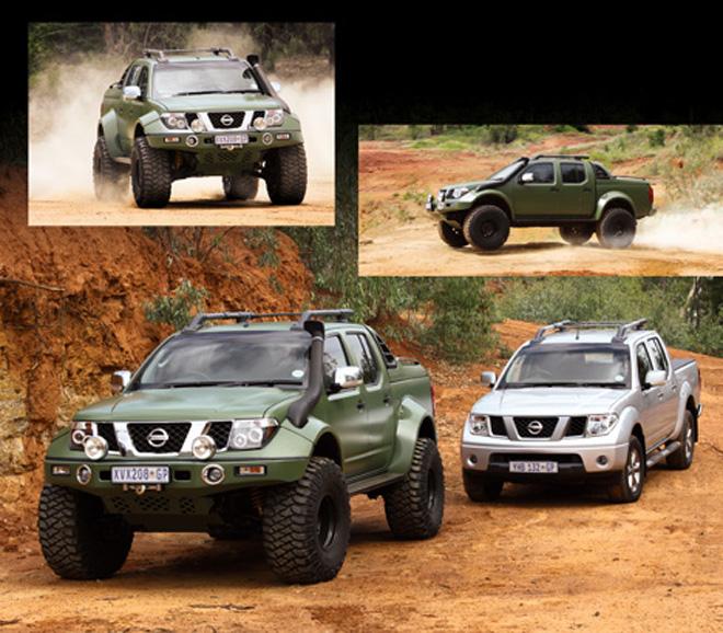 Navara Nissan Navara Tuning Suv Tuning