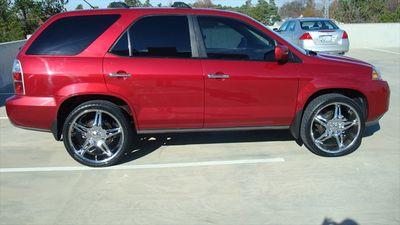 Acura on Mdx   Acura Mdx Tuning   Suv Tuning